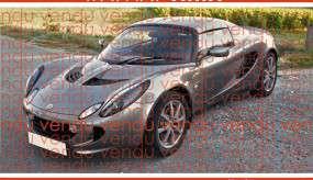 Lotus Elise S2 111 R 2005_Vendu