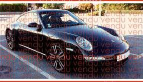 Porsche 911 (997) Carrera 4S 3,8l 355cv 2007 vendu