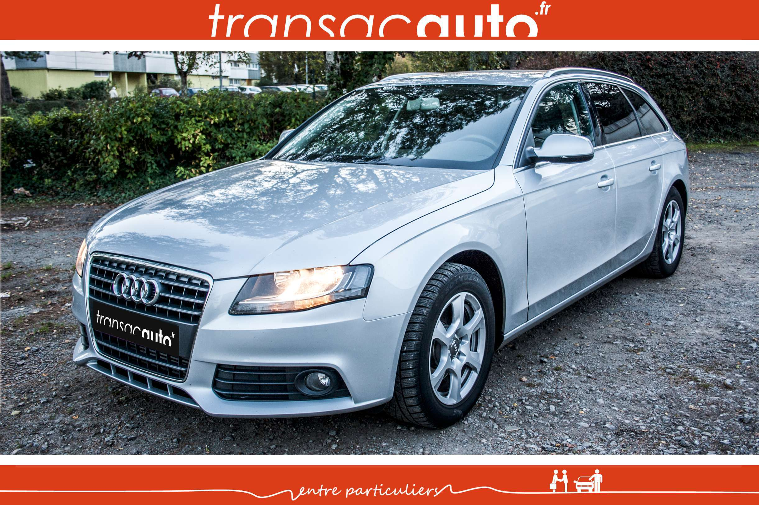 audi a4 avant 2 0 tdi 143cv 2012 gps. Black Bedroom Furniture Sets. Home Design Ideas