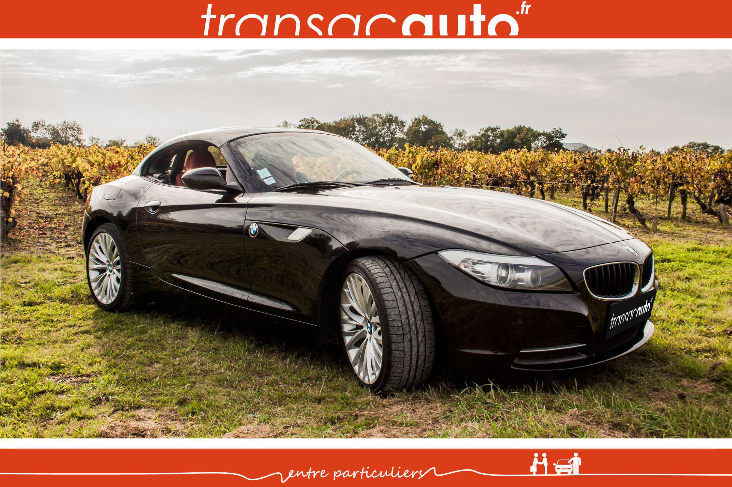 bmw z4 30i e89 258cv 2009 boite manuelle. Black Bedroom Furniture Sets. Home Design Ideas