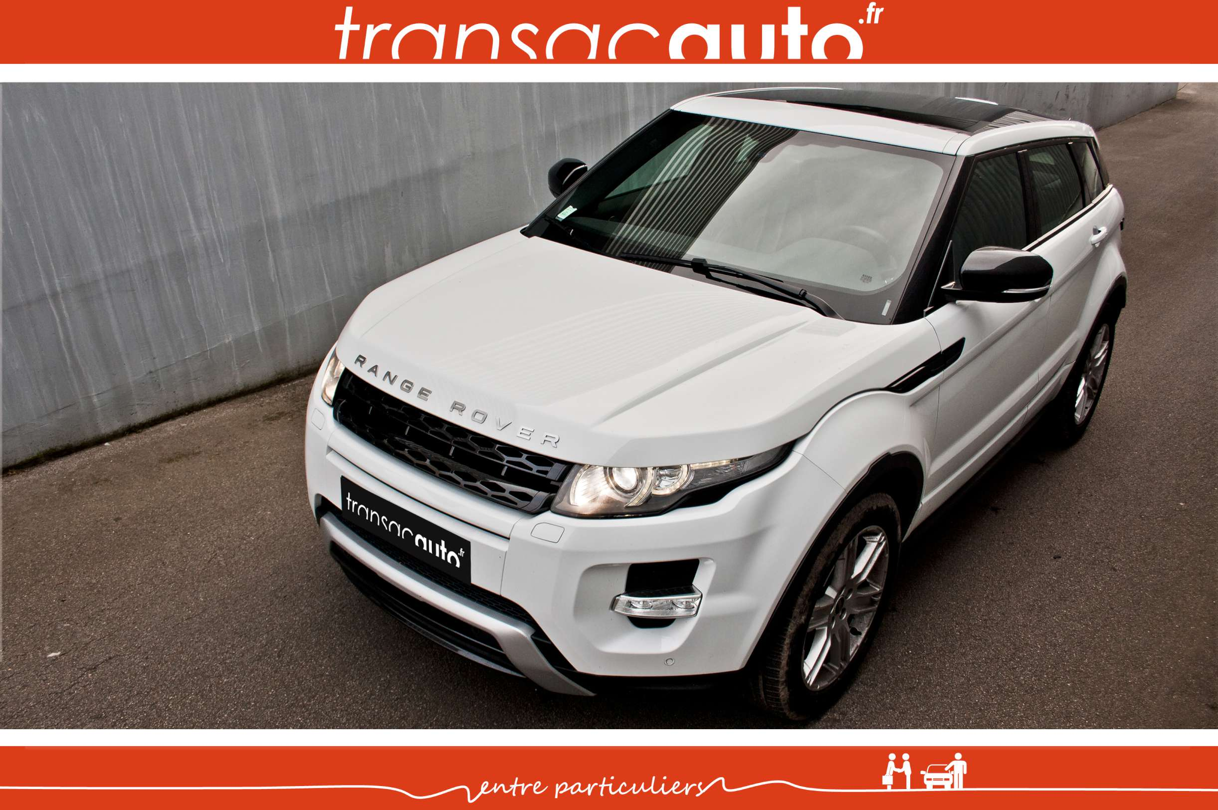 range rover evoque dynamic ed4 2 2l 150cv 2012. Black Bedroom Furniture Sets. Home Design Ideas
