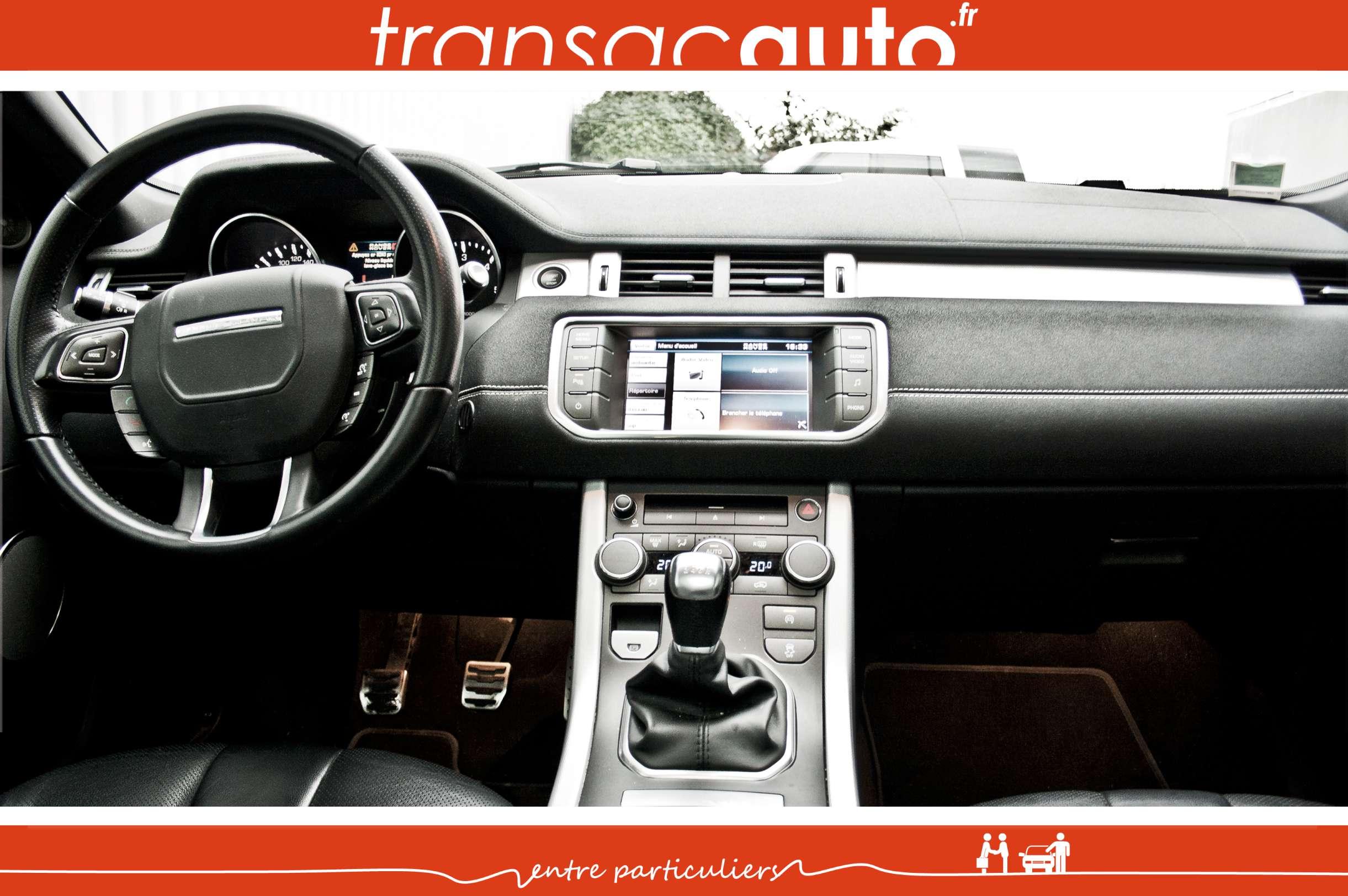 range rover evoque dynamic ed4 2 2l 150cv 2012. Black Bedroom Furniture Sets. Home Design Ideas