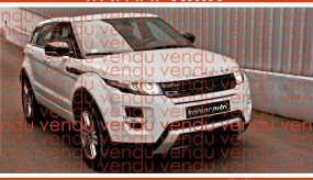 RANGE ROVER Evoque Dynamic ED4 2.2L150CV 2012_VENDU