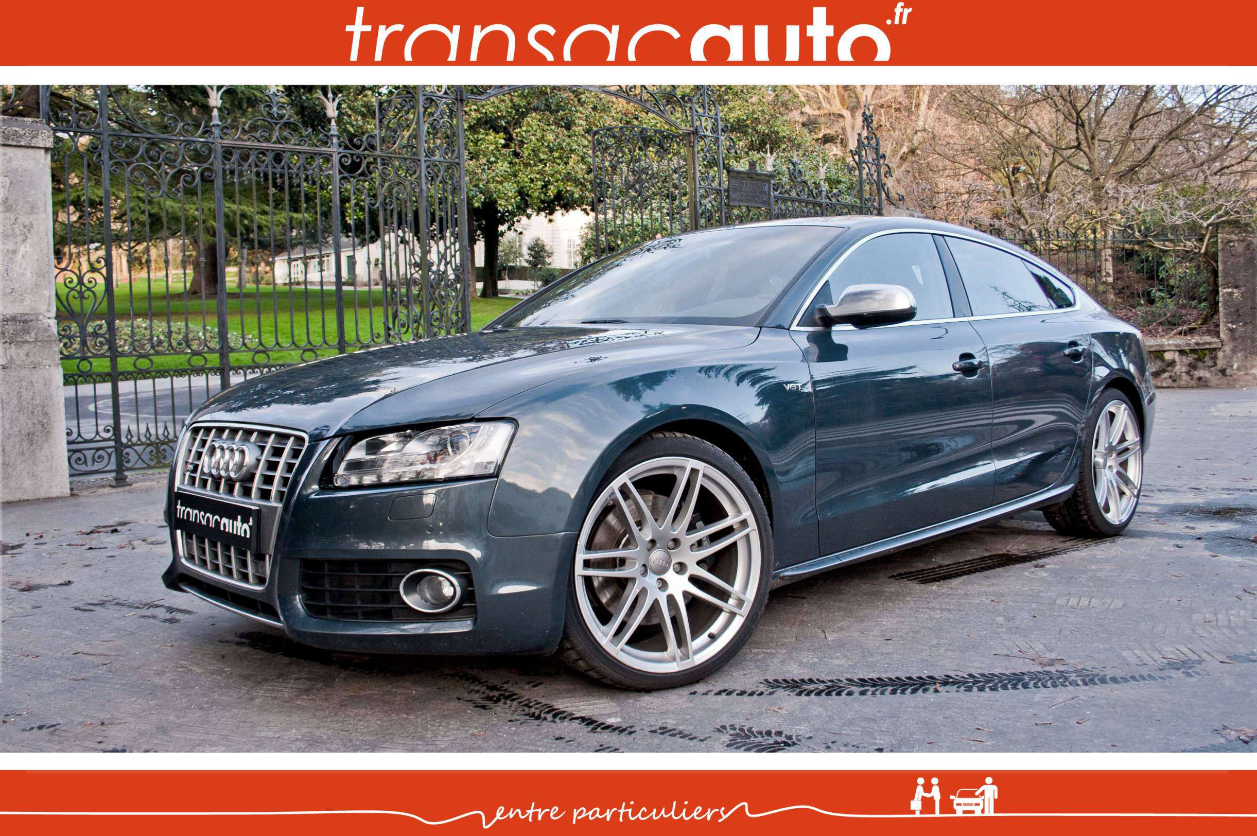 audi s5 sportback 3 0 333cv stronic 2010. Black Bedroom Furniture Sets. Home Design Ideas
