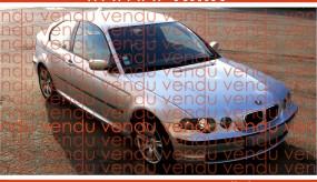 BMW SERIE 320 TD COMPACT E46 150 CV 2003_VENDU